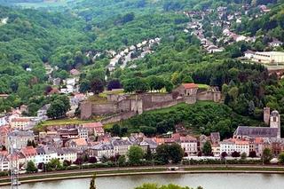 Die Festung Sierck-Les-Bains - Festungsanlage, Burg, Burganlage, Festung, Mosel
