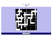 Kreuzworträtsel zum Thema Farben
