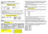 Excel Sverweis, Wverweis Aufgaben