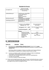 Schulrecht speziell für Realschule in BaWü