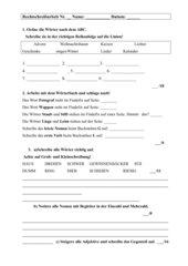 LZK Rechtschreiben Klasse 3
