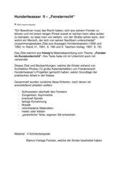 Hundertwasser - eine Annäherung an den Künstler in 4 Schritten