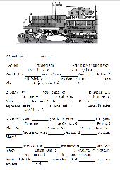 Arbeitsblatt Lückentext Ensemble 1. lecon 6