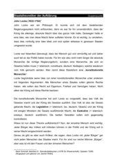 Texte: Staatstheoretiker der Aufklärung