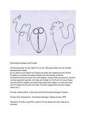 Einlinienzeichnungen nach Picasso