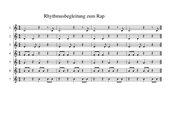 Rhythmuspatterns für Raps