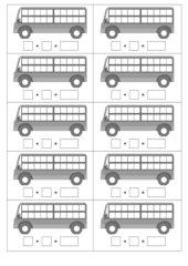 Übungsblätter für Zwanzigerfelder (Busse)
