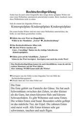 Rechtschreibprüfung mit WORD