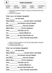 21 Übungsblätter/Deutsch/2.Schulstufe/Volksschule