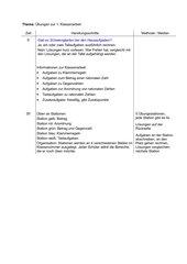 Rationale Zahlen - Addition und Subtraktion