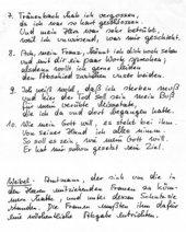 Zu Vaduz lieg ich gefangen - zweistimmiger Liedsatz