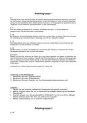 Gruppenarbeit zu Hammurabi-Gesetzen