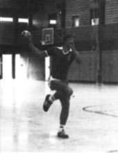 Handball - Einführung des Sprungwurfs