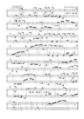Robert Schumann - Waldszenen : Verrufene Stelle