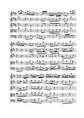 J. S. Bach : Badinerie aus der Orchestersuite h-Moll