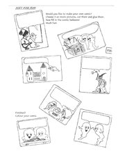 Comic zum Selbstmachen - A Ghost Story