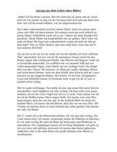 Biographie eines Ritterlebens