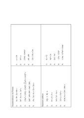 Lernkartei Rechnen mit Termen