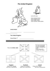 GB, UK and the Union Jack