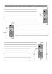Wirkungsweise des Transistors