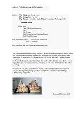 Ergiebiges Rezept für Pfefferkuchenhaus
