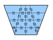 Puzzle in Trapezform