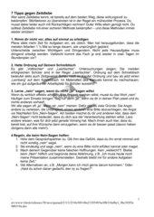 7-Tipps gegen Zeitdiebe