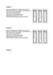 mathematik arbeitsmaterialien addition subtraktion. Black Bedroom Furniture Sets. Home Design Ideas