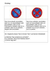 Substantivierung von Verben - Einführung - Regel - Übung
