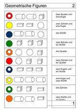 Geometrische figuren grundschule