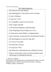 Eine Tierbeschreibung Schreiben Learnattack 15
