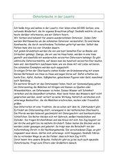 Osterbräuche in der Lausitz