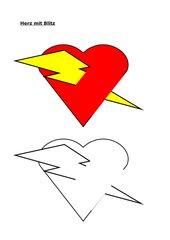 Herzen sind sehr beliebt