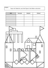Quadrate und Rechtecke unterscheiden