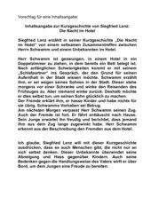Deutsch Arbeitsmaterialien Beispieleübungen 4teachersde