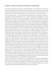Musterinterpretation Kurzgeschichte
