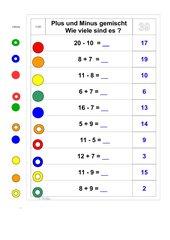 Logico Piccolo: Mathe 1 (4. Ergänzung AB 39-43)
