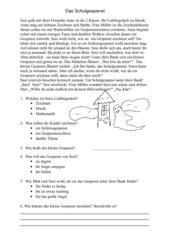 4teachers lesen sinnerfassung kl 2 gespenstergeschichte. Black Bedroom Furniture Sets. Home Design Ideas