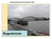 Brücken - Sachunterricht (Teil 3/3)