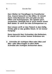 Fallbestimmungen/Übungen_Schwierigkeit mittel