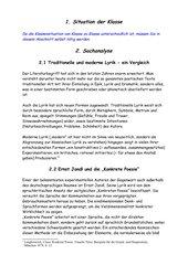 Ernst Jandl: Fünfter sein; konkrete Poesie