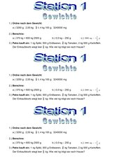 Lerntheke - Jahreswiederholung, Klasse 5