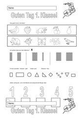Anfangsunterricht Klasse 1