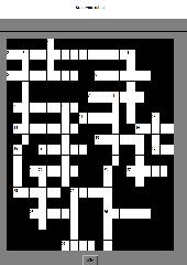 Etwas anderes Kreuzworträtsel: Römer