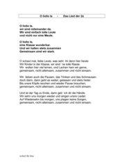 Klassenlied - Lied zum Schuljahresanfang (Melodie