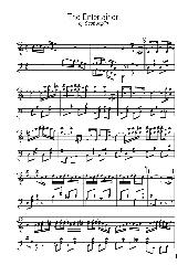 Scott Joplin (1868 - 1917) - The Entertainer