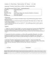 J. S. Bach: Messe in h-Moll BWV 232, Crucifixus - Klausurthema