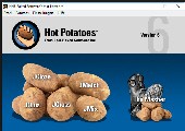 Deklination von Nomen (1) - Hot Potatoes Anwendung