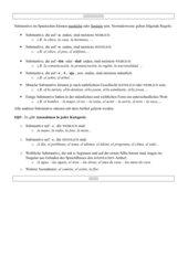 Sustantivos y artículos