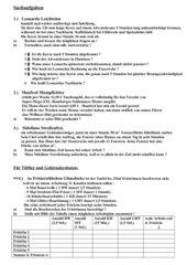 Gemischte Sachaufgaben 5./6. Klasse